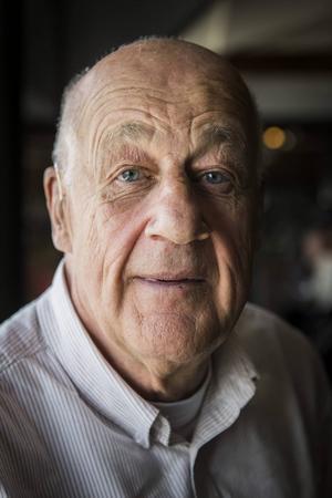 Staffan Lamm, regissör och manusförfattare.   Foto: Nora Lorek/TT