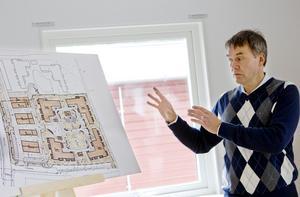 – Hög tillgänglighet har varit ledstjärnan när husen byggdes, säger Ulf Häggroth, projektledare.