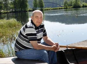 Rude Forsberg, (V), Stugun: – Ragunda kommun har hamnat där vi är på grund av flera år av dåligt förd ekonomisk politik.