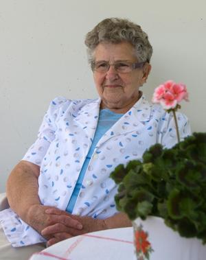 Kyllikki Kämäräinen fyller 90 år.
