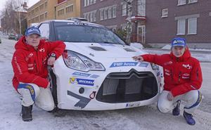 Stefan Gustavsson och Robin Friberg.