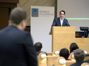 Enligt Johnny Skalin har det inte skett någon ekonomisk brottslighet inom Sverigedemokraterna i Västernorrland.