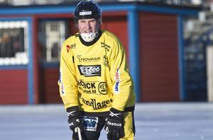 Mikko Peri kommer att dela uppdraget med sin gamla lagkamrat Henrik Olsson.