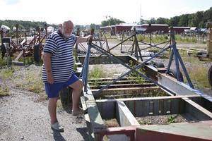 Det är för stökigt vid Mälarparken. Både båtägarna och arrendatorn måste ta mer ansvar, tycker Gunnar Löfvenius, pensionerad besiktningsman.foto: göran widerberg