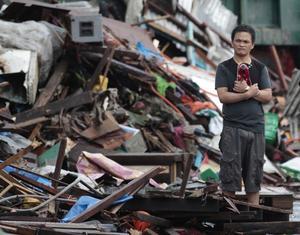 Monstertyfonen Haiyans framfart i Filippinerna, med vindbyar på upp till 105 meter per sekund, lämnar efter sig ett katastrofområde.Star of Hope har haft verksamhet där i över 30 år och har redan mobiliserat hjälp.