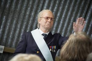 Imitatören Göran Gabrielsson showade.