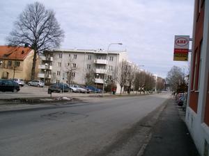 Och Östermalmsgatan 2007.