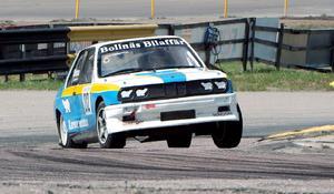Mattias Ohlsson rattar sin BMW M3:a även den här säsongen.