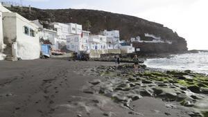 Viken vid byn Tufia ska vara den bästa att snorkla i på hela Gran Canaria.