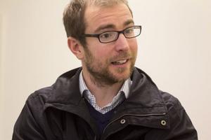 Charles Duxbury från The Wall Street Journal är på plats för att skriva om projekt Jobbresan.