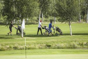 På onsdag startar fyradagarstävlingen Memira Open i Ljusdal.