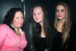 Silk. Sandra, Anna och Victoria
