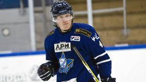 Albin Johansson i Arbogatröjan.