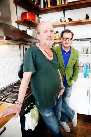 Plura och Mauro skapade tv-magi i köket.