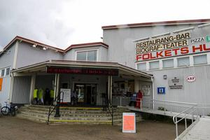 Folkets hus i Sveg.