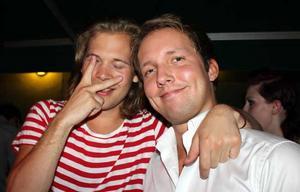 Blue Moon Bar: Niklas och Linus