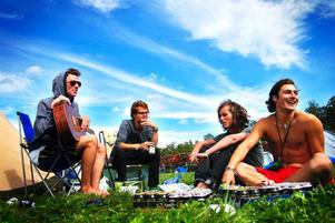 Timrå - Alexander, Johan, Alexander och Oskar