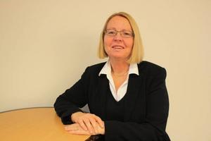 CHEF FÖR OMVÅRDNAD. Därmed får Annmarie Sandberg ansvar för 2 200 anställda och omsorgen av äldre och personer med funktionsnedsättning.