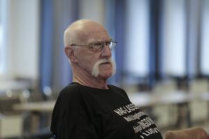 Hag-Lasse Persson (S) vill inte att VBU och kulturskolan ska ha något ihop, vare sig lokalmässigt eller politiskt.