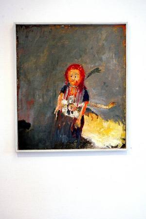Passion för färg utmärker Sture Meijer, som snart fyller 80 men absolut inte stagnerat som konstnär.