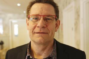 Torleif Bakke är rektor på Slotte.