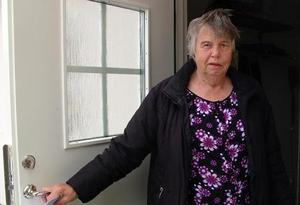 """""""Att lägga pengarna i madrassen känns som ett bättre alternativ än den här grupplivförsäkringen"""", säger Ann-Marie Sundberg."""
