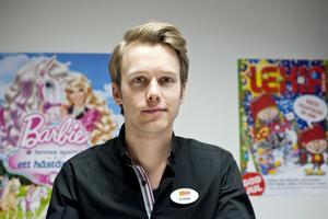 Erik Lindström, Härnösand:– Jag har faktiskt inte sett någon för det är så mycket att göra på jobbet. Som barn tittade jag alltid på kalendern, den gav julkänsla.