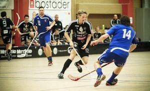 Marcus Andersson och hans Håsta tog poäng av topplaget Borlänge.