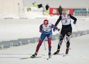 Sofia Bleckur och Ida Ingemarsdotter utkämpade en hård duell om silver och brons, där Ida var den strakaste.