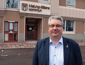 Hans Unander är mycket glad för beskedet som ger klartecken för bygget av flygplats i Sälen.