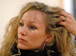 Jennie Widegren.