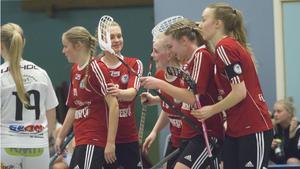 Per-Ols skaffade sig ett bra utgångsläge inför bortareturen mot Karlstad IBF U i det allsvenska kvalet.