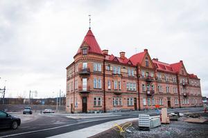 Johanssonska huset i Falun, ett av stadens tolv vackraste enligt insändarförfattaren. Foto: Sofie Lind