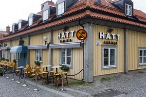 Hattfabriken på Slottsgatan.