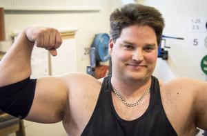 Christoffer Öberg från Sundsvalla atletklubb.