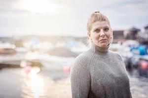 Lisa Haglund är ungdomskonsulent på Ludvika Kommun.