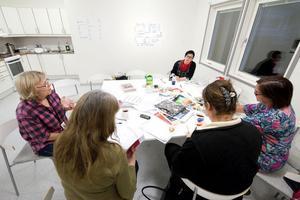 Pedagogerna på förskolan Trollskogen har under den första tiden planerat stort som smått i verksamheten.