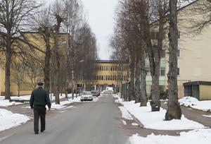 Säters sjukhus, platsen där Mikael Andersson suttit inlåst i närmare 20 år.