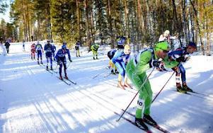 Vasaloppspåret och Grön-klitts skidspår föreslås bli riksintressen för friluftslivet. Foto: Lars Dafgård/Arkiv/DT