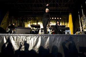 Petra Marklund uppträder på Strandparken i Örnsköldsvik den 7 juli och lockar flera tusen personer.