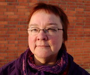 Berit Holter, samordnare för Föräldrakraft i Strömsund.