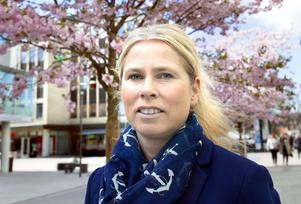 Projektledaren Anna Holmström ser fram emot Stora näringslivsdagen.