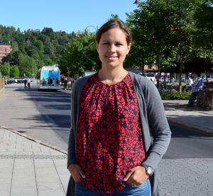 Charlotte Djäken, 31 år, business controller, Stockholm: