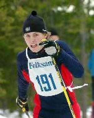 Joakim Kristoffersson är en av två från Härnösand som tävlar i EM och den som har störst medaljchans.