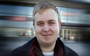 Daniel Berglund, 24 år, Borlänge: – Har klarat mig helt och hållet. Och det är jag tacksam för.