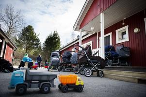 Kommunen fick nära 3,7 miljoner för att minska barngrupperna i förskolan.