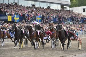 Örjan Kihlström vann Elitloppet ifjol bakom Magic Tonight. I år kör han Stefan Melanders stjärna Nuncio.
