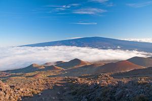 Mauna Loa är inte längre världens största vulkan.