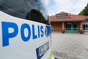 Bankrånet i Älmsta inträffade den 15 juli.