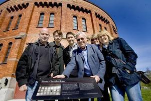 SKYLTAR HISTORIA. Länsmuseet Gävleborg och Gävle kommun vill väcka intresset för kulturhistoriska byggnader och miljöer. I projektet